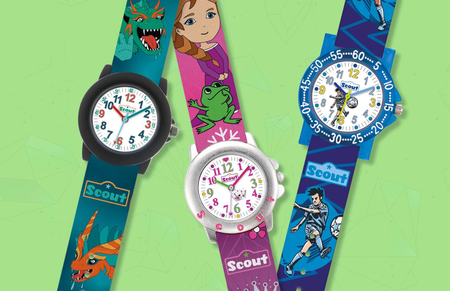 Armbanduhr kinder scout  Offizieller Onlineshop für Scout Uhren und Schmuck
